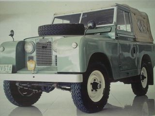 Oldest Land Rover
