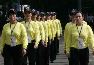 Lady enforcers